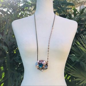 Betsey Johnson Vintage Bows Necklace